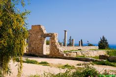 Cyprus Sanctuary of Apollon Ylatis