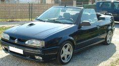 Renault 19 16S Cabriolet: Photos