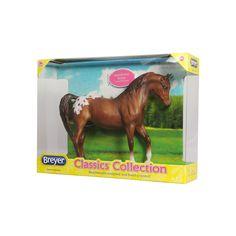 Breyer Classics Chestnut Appaloosa Model Horse, Multicolor