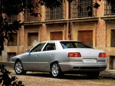 Maserati Quattroporte '1994–98