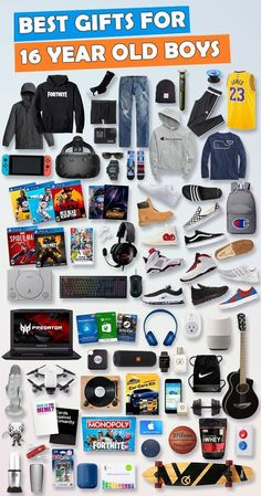 Browse Our Teen Boy Gift Guide Featuring 1000 Best Birthday Gifts For Boys
