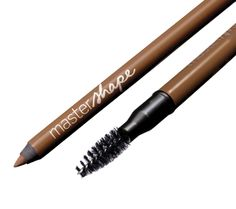One of my new favorite brow products is Maybelline MasterShape Brow pencil. It is quite similar to Anastasia's pencil, for a fraction of the price! There are four shades (blonde, soft brown, deep brown, and auburn), and they also have the brush on one end to blend with!