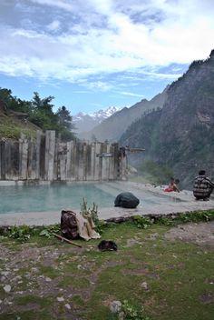 Kheer Ganga (Indian Himalayas 3200m) - The Holiest Warm Natural Spring