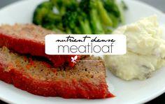 Nutrient Dense Meatloaf