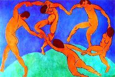 matisse, la danse, 1909