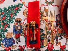 Nutcracker Christmas Decor.