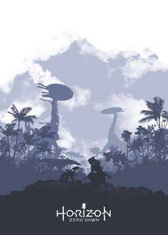 Horizon: Zero Dawn - Artwork - Now playing
