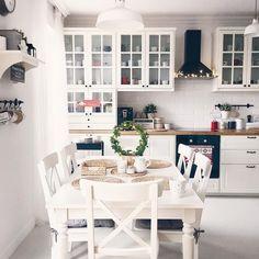 Ideal kitchen Home Decor Kitchen, Home Decor Inspiration, Home N Decor, Home Decor, Kitchen Room Design, House Interior, Home Deco, Home Kitchens, Home Interior Design
