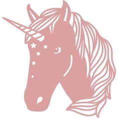 Intricut Unicorn Die 7.6 X 7.3 Cm | Hobbycraft