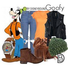 SnapWidget   #goofy #disney #disneybound #fashion