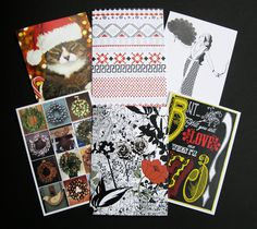 #Greeting card printing - all shapes and sizes. Sooo much choice ! www.alocalprinter.co.uk