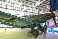 Hendon, Junkers JU87-G2 Stuka
