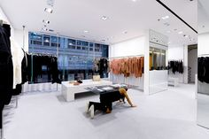 Rick Owens Store, Hong Kong » Retail Design Blog