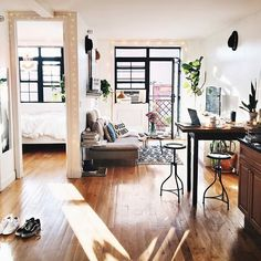 There's nothing like home ☀️ #love #home #uohome #interior #nyc