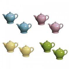 Fairy4u.com - Teapot Salt & Pepper Sets