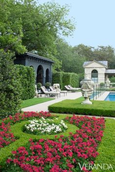 Landscaping backyard