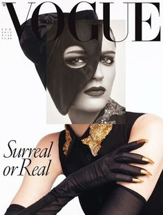 Vogue italy february cover