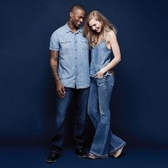 Desirable denims that are ideal for completing your off duty look featuring True Religion for him & her!