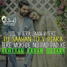 Punjabi Quotes, Hindi Quotes, Quotations, Desi Hindi, Punjabi Captions, Heart Touching Lines, Love Shayri, Romantic Status, Different Quotes