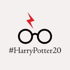 Etiqueta #harrypotter20 en Twitter