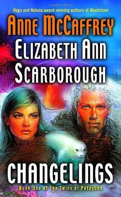 Bestseller Books Online Changelings (The Twins of Petaybee, Book 1) Anne McCaffrey, Elizabeth Ann Scarborough $7.99  - http://www.ebooknetworking.net/books_detail-0345470036.html