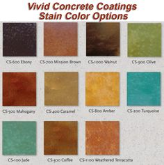 Learn How To Acid Stain Concrete With DIY PETE! FREE Video Tutorial,  Instructions, And Inspiration To Help You With Acid Stain Your Concrete  Patio.