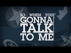 GOLDHOUSE - Talk To Me Lyric Video [Kinetic Typography]