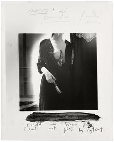 Francesca Woodman at the Fondation Cartier-Bresson - The Eye of Photography Francesca Woodman, Peterborough, Portrait Fotografia, Fondation Cartier, Black And White Pictures, Dark Art, Black And White Photography, Les Oeuvres, Art Photography