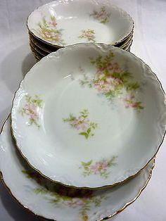 85+ PIECE TK THUN CHINA BOHEMIA CZECHOSLOVAKIA SERVICE FOR 12-VERY RARE PATTERN | Pottery & Glass, Pottery & China, China & Dinnerware | eBay!