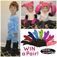 Featuring extra long cuffs, @snowstoppers mittens keep the snow out and mittens on! Check out my review of the mittens & their brand new snow boots (with extra long removable water-proof machine-washable liner!!), and enter to win a pair of the mittens in my $480 value #WinterIsComingGiveaway!!! #spon