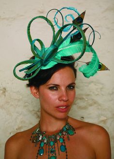 Fascinators UK | ... from S.O.S, and some pretty fascinators worthy of any royal occasion