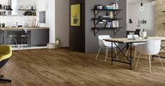 struggling to decide between wood flooring or tiles? Come and see our wood effect porcelain tiles much easier to maintain and last much longer