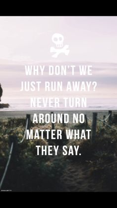 All time low runaways. this is my favorite song by all time low. I can't get enough of it