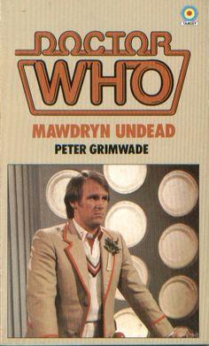 #DoctorWho - Mawdryn Undead