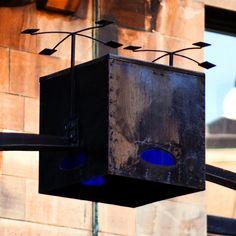 glasgow school of art, light-box, by charles rennie mackintosh, Glasgow, Scotland