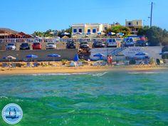 - Zorbas Island apartments in Kokkini Hani, Crete Greece 2020 Crete Greece, Bed And Breakfast, Strand, Mansions, House Styles, Crete, Greece, Island, Manor Houses