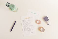 To-Do List Printable | Ann-Marie Loves Paper [FREE] [PRINTABLE] [PRODUCTIVITY]