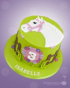 Horse Cake - Cake by Little Cherry