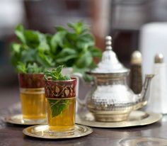 How to Make the Perfect Pot of Moroccan Mint Tea