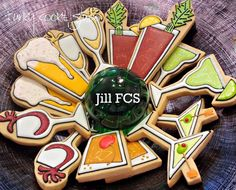 Cocktails by Jill FCS