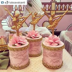 #Repost @lubcavalcanti with @repostapp. ・・・ Os detalhes que sou apaixonada! Coisa mais linda @atelierartemao !!!! Um sonho! Sophia - a Princess Bailarina #sophiafaz1 #bailarinalub #decor #detalhes Ballerina Birthday Parties, Ballerina Party, Barbie Birthday, Formula Can Crafts, Baby Formula Cans, Guest Gifts, Sweet 16 Parties, Party Favor Bags, Birthday Pictures
