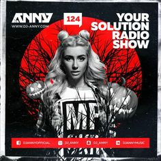 """Check out """"Your Solution 124 (Halloween Special)"""" by ANNY on Mixcloud"""