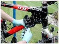 Cleaning your Mountain Bike