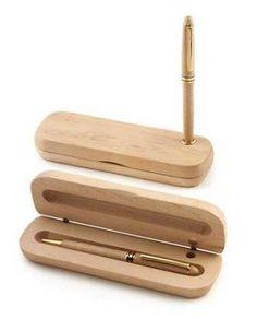 Bildergebnis für pen case of wooden