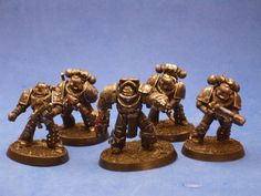 30k, Horus Heresy, Istvaan, Metallics, Shattered Legions, Space Marines, Weathered