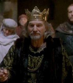 The Lion in Winter (2003) Patrick Stewart as King Henry II