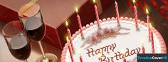 Cake Happy Birthday Timeline Cover 850x315 Facebook Covers - Timeline Cover HD