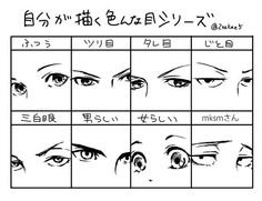 a Reference Drawing, Drawing Tips, Drawing Sketches, Anatomy Drawing, Anatomy Art, Manga Drawing, Anime Faces Expressions, Drawing Expressions, Eyes Artwork