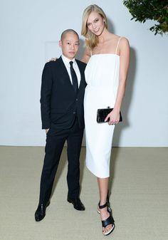 Jason Wu, Karlie Kloss Photo: BFA NYC