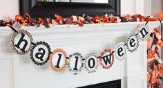 Hey, I found this really awesome Etsy listing at https://www.etsy.com/listing/163902906/halloween-banner-happy-halloween-banner